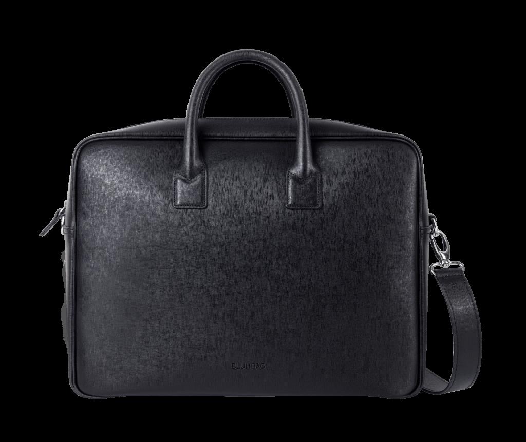 Blumbag_Business-Bag-Gents-Affair_black_frontal